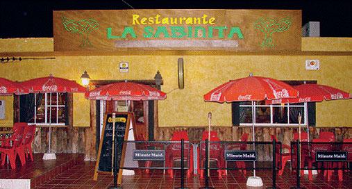 Thumbnail of La Sabinita, a restaurant in Guia de Isora, Tenerife