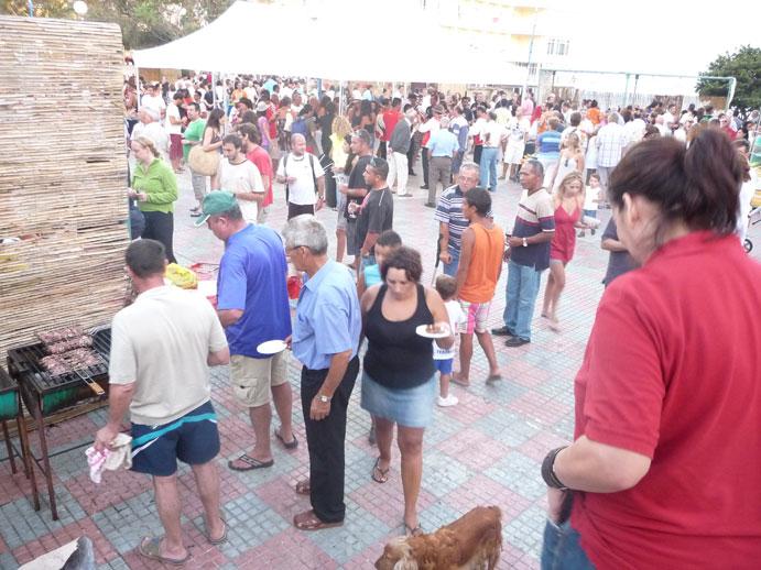 Festival Sensaciones 2010 El medano