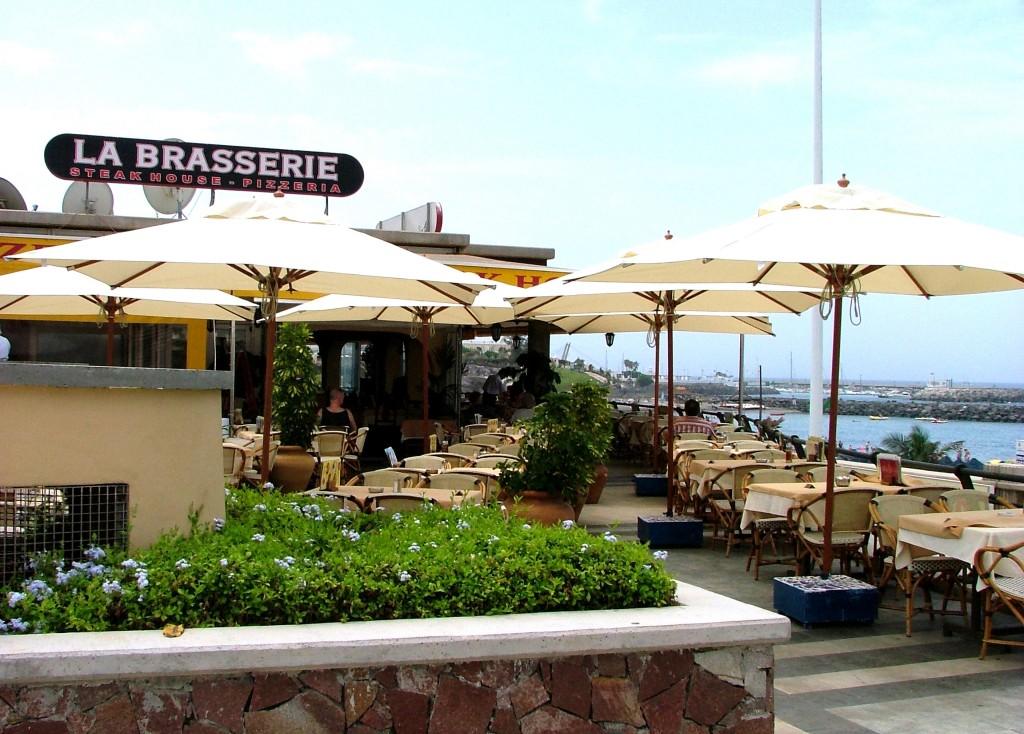Restaurant La Brasserie, Playa de las Americas